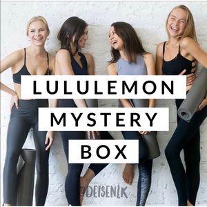 NEW! Lululemon Mystery Box 🎁 Size 8